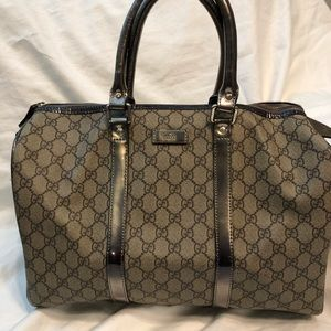 Vintage Gucci boston - handbag-